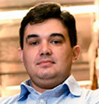 Luis Fernando Silva, diretor de logística da Drogaria Onofre