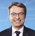 Bernhard Simon, CEO da Dachser