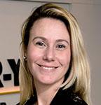 Jessica Forti, diretora de Vendas da Hyster-Yale