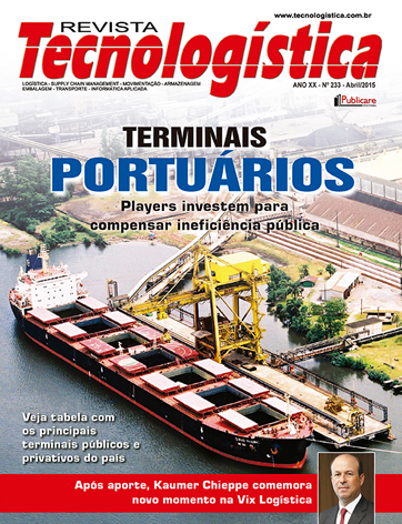 Terminais Portuários – Players investem para compensar ineficiência pública
