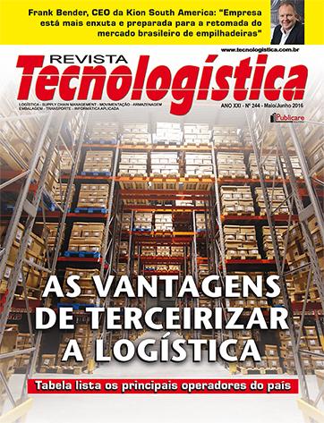 As vantagens de terceirizar a logística