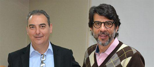 José Furian Filho e Mansur Bassit