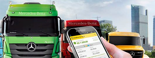 Mercedes Truckpad