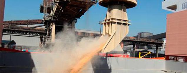 Porto de Santos eleva participação na balança comercial