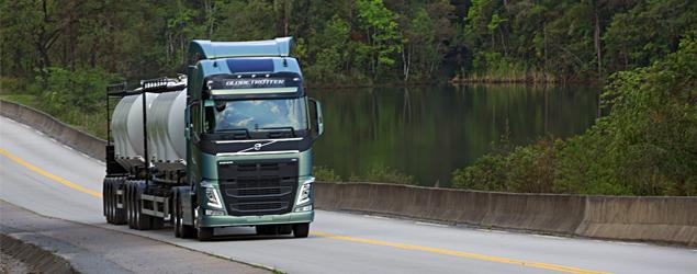 Grupo Volvo divulga balanço de 2016