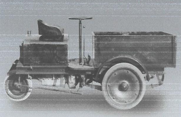 Clark Tructractor INTERNA
