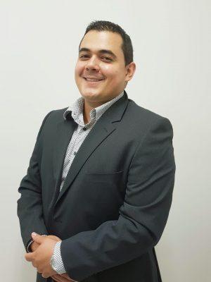 Djair Gonçalves, novo gerente da Ativa Logística - Foto: Divulgação