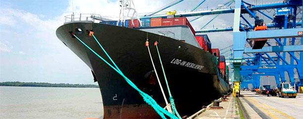 Log-In, abril, navio, construção, capacidade, janeiro, Intermodal, iniciou, Online, Tecnologística, Logística, nEmbarcação, transportar, Segunda-feira, previsão, entrega