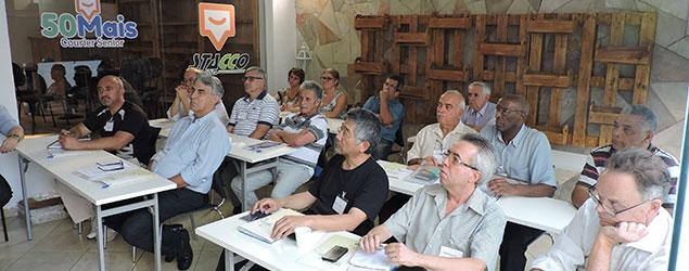 Stacco Micrologística lança o 50 Mais Courier Senior