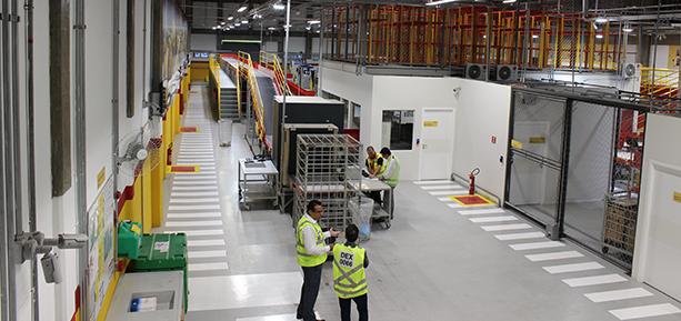 DHL Express moderniza gateway de importação e exportação em Guarulhos