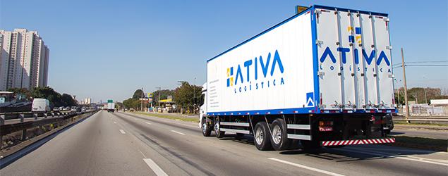 Ativa Logística anuncia pacote de investimentos de R$ 30 mi