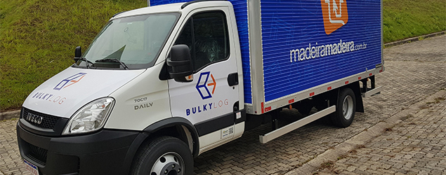 Chega ao mercado a BulkyLog, nova unidade de negócios da MadeiraMadeira