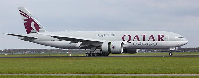 Viracopos terá dois voos semanais da Qatar Airways Cargo