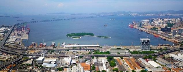 Docas do Rio de Janeiro é habilitada no Programa Reporto