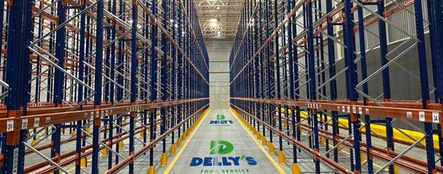 Delly's investe R$ 10 milhões e inaugura centro de distribuição na Grande São Paulo