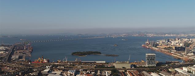Porto do Rio de Janeiro registra alta de movimentação e faturamento